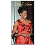 Michelle Obama 2018 - 2019 Two Year Checkbook Planner