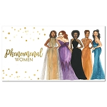 Phenomenal Woman 2019 2020 Checkbook Planner