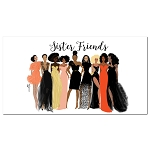 Sister Friends 2019 2020 Checkbook Planners