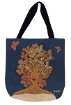 Release Relax Renew Tapestry Tote Bag
