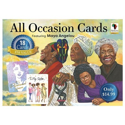 All Occasion Boxed Assortment Cards - Maya Angelou