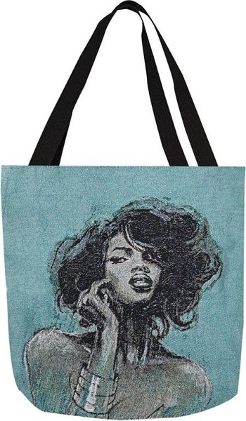Melody 1 African American Tote Bag