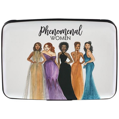 Phenomenal Women Card Holder