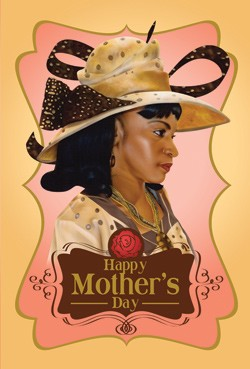 Mother - African American Mother's Day Cards